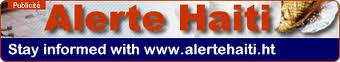 Stay informed with Alerte Haiti
