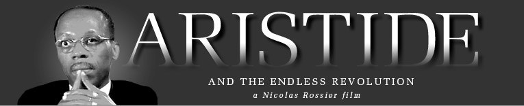 Aristide the Endless revolution, aNicolas Rossier film